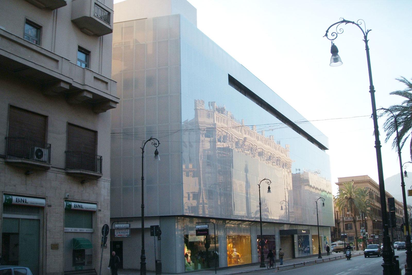 RINASCENTE PALERMO   Archilabo   Laboratorio di Architettura   Monza